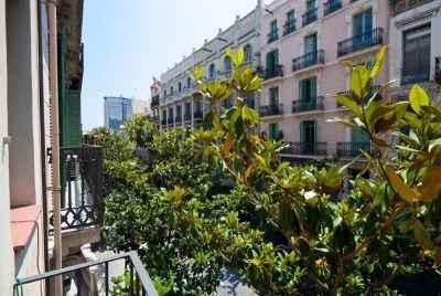 Квартира в самом центре Барселоны с туристической лицензией
